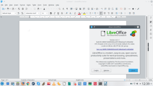 LibreOffice 6.0.6