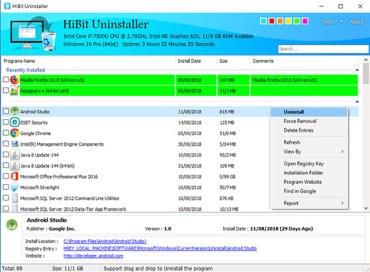 Hibit Uninstaller 2.1.15