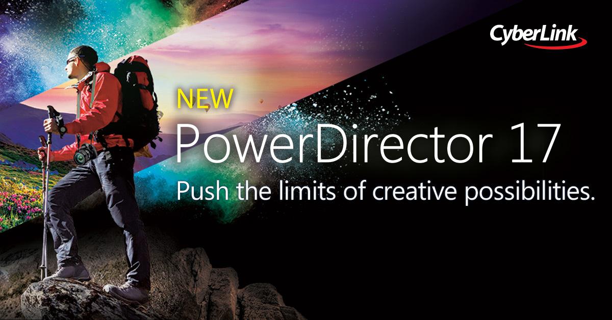 PowerDirector 17 Build 2314