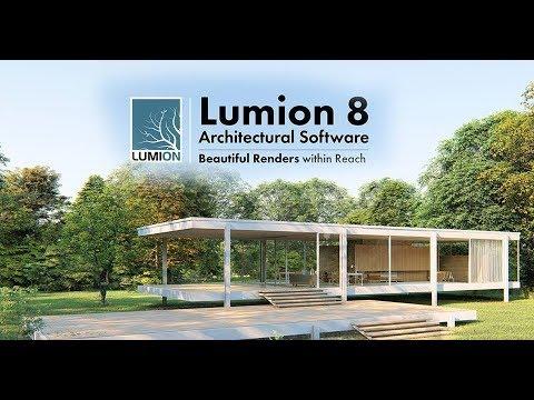 Lumion 8 PRO 2018 Crack + Serial Keygen Full Free Download