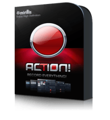 Mirillis Action 4.3.0 Crack with Activation Key 2020