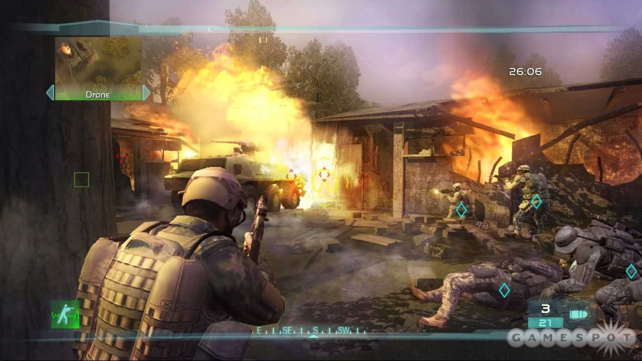Tom Clancy's: Ghost Recon Advanced Warfighter - download