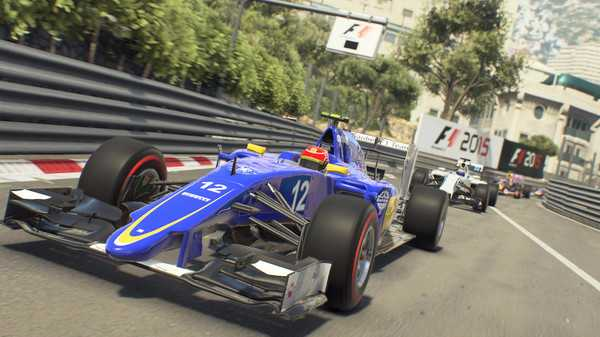 F1 2015 - download