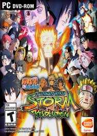 Ultimate Ninja STORM Revolutionlogo