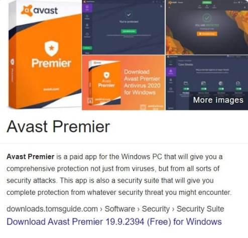Avast Premier 2020 Crack [License key + Activation Code] (Till 2050)