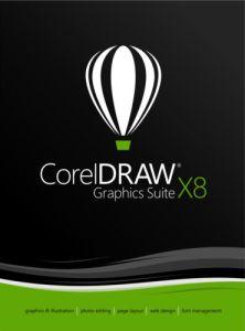 CorelDraw X8 Crack + Serial Number 2020 Keygen Full Version