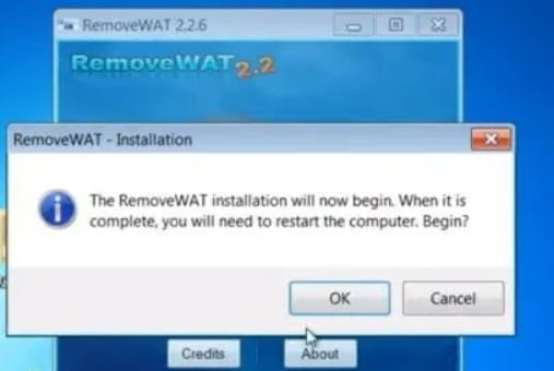 RemoveWat 2.2.9 Activator Free Download 2020