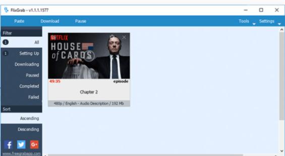 FlixGrab Crack With License Key 2020 [Premium]