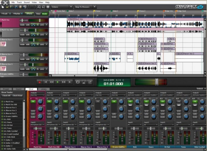 Acoustica Mixcraft Pro Studio 9 Crack With Registration ...
