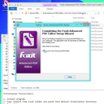 Foxit PDF Editor Crack + Serial Key FIXED (Patch)