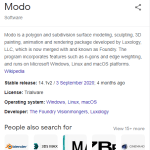 The Foundry MODO Crack with Torrent [Windows + MAC]