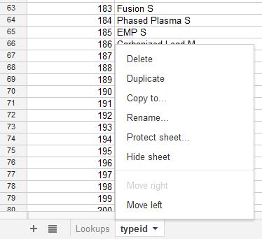 Spreadsheet Saturday; The Basics (3/4)