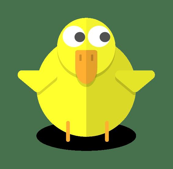 Full Duck Dev Logo
