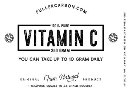 Vitamin C immune system booster