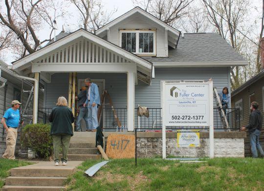 Southeast Christian Church, CrossRoads transforming Louisville neighborhood