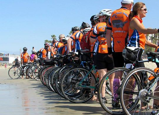 Largest-ever Fuller Center Bicycle Adventure starts today in Seattle