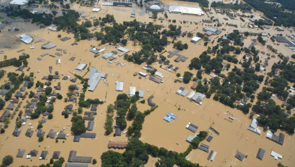 flooding aerial 1