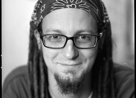RedLetter Christians' Shane Claiborne salutes Fuller Center Bicycle Adventurers