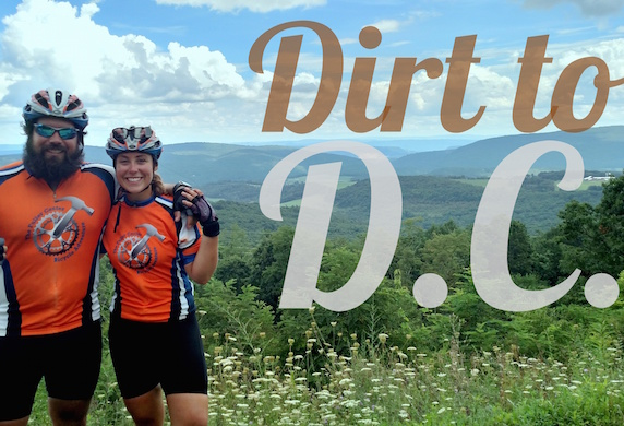Bike Adventure unveils new ride: Weeklong Dirt to D.C. begins September 2017 in Pittsburgh