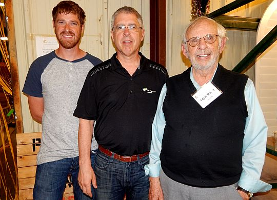 Louisiana build features three generations of Stoesz family among volunteers
