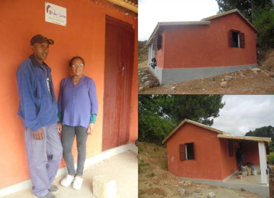 First new Fuller Center homes in Madagascar lift families out of poverty housing