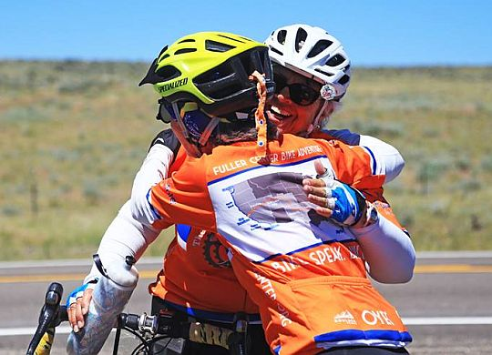 VIDEO: Cross-country Bicycle Adventure now one-third complete; update from Colorado