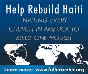 Help Rebuild Haiti with The Fuller Center for Housing