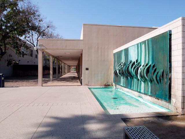 CSUF Art Building