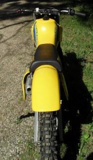 1982_Suzuki_RM250_rear