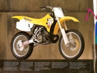 1995 Suzuki RM - RMX Brochure - Page 1