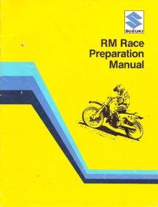 1983 Team Suzuki Race Preparation Manual