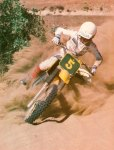 Dirt Bike Magazine - March 1982 Suzuki RM250Z hop-ups