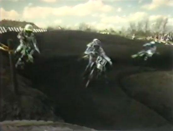 Motocross GP Valkenswaard 1987 125cc