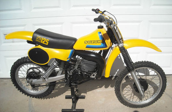 1979 Suzuki RM125