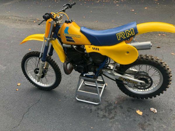 1984 Suzuki Rm500