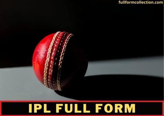 IPL Full Form