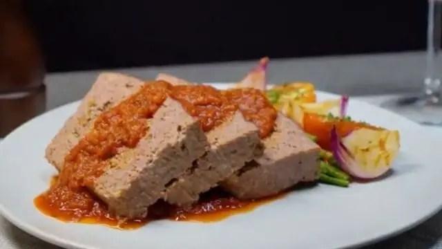 (2) Golden Corral Meatloaf Recipe