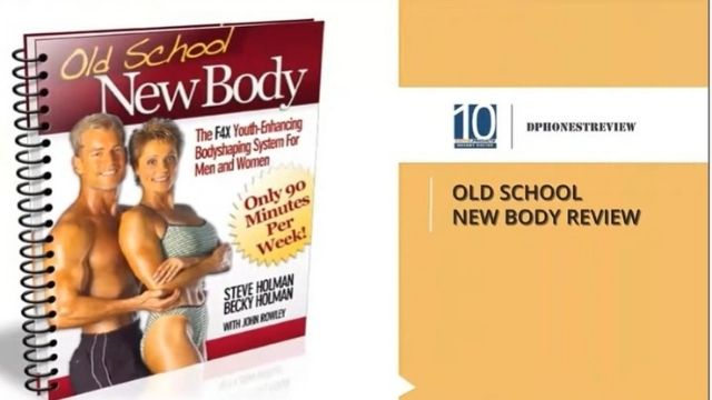 Read more about the article Old School New Body Workout Program Review   Is it Legit or a Scam?