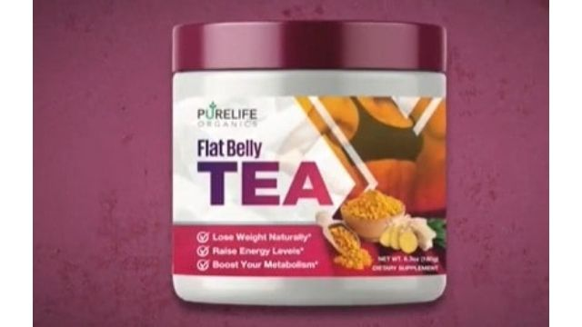 Read more about the article Purelife Organics Flat-Belly Tea review   Is this supplement works?