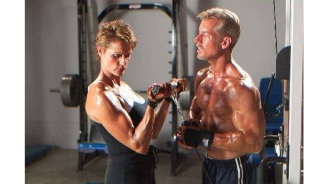 Steve and Becky Holman Workout