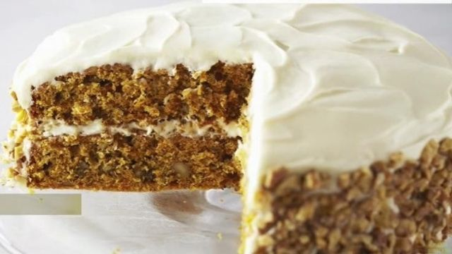 Recipe For Simple Golden Corral Carrot Cake