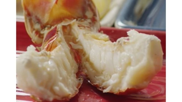 Recipe For Steamed Lobsters with Seared Mushroom