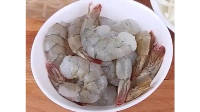 Clean Shrimps