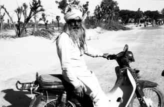 pushkar**baba in moto