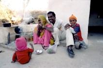 pushkar ** a casa di chetan (il cammelliere)