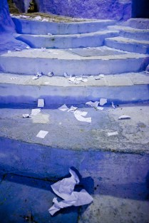 Chefchaouen* Forget (and forgive)
