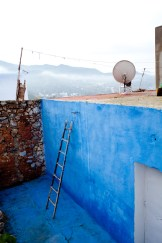 Chefchaouen STAIR to heaven