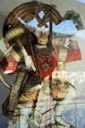 HANUMAN at SHIVA temple
