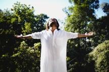 JESUS pose