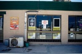 Nullarbor fuel station / Australia